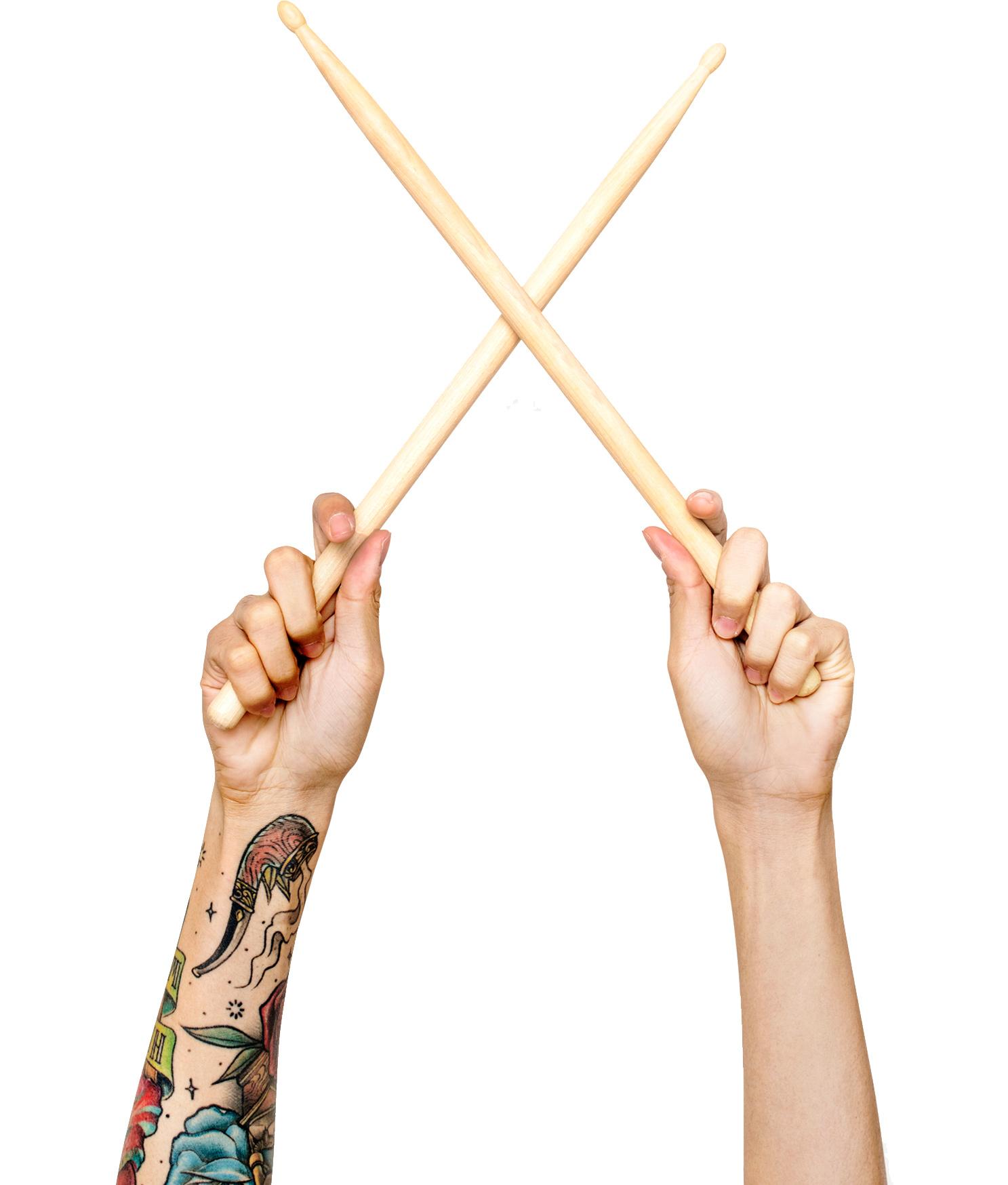 Werde ein Drummer!